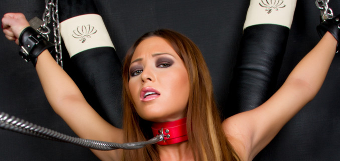 Black Latex on the Cross