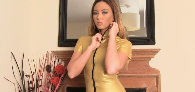 VIDEO: Gold Latex