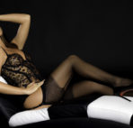Agent Provocateur, Black Seamed Nylons & Louboutin New Year Special!