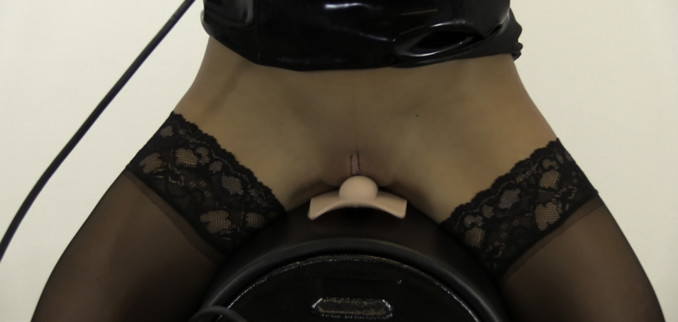VIDEO: Riding the Sybian again!
