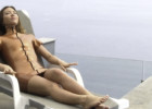 VIDEO: Bronze Latex JOI