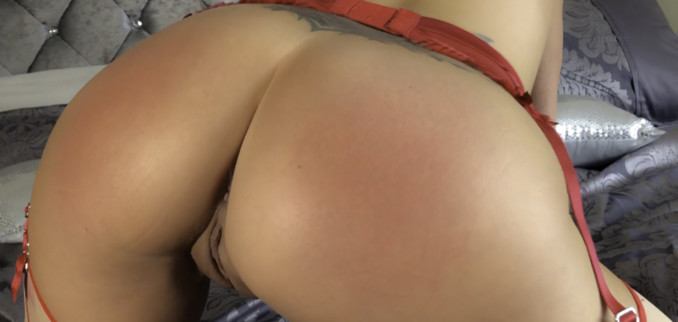 VIDEO: Spanking my Red Cheeks