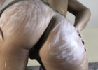 VIDEO: Creamy Pussy and Ass