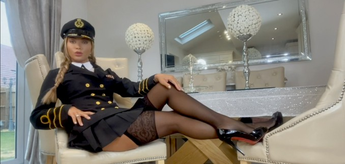 VIDEO: In My Uniform